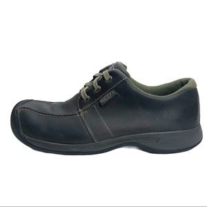 Keen Loafers Casual Brown Ortholite Comfort Shoe